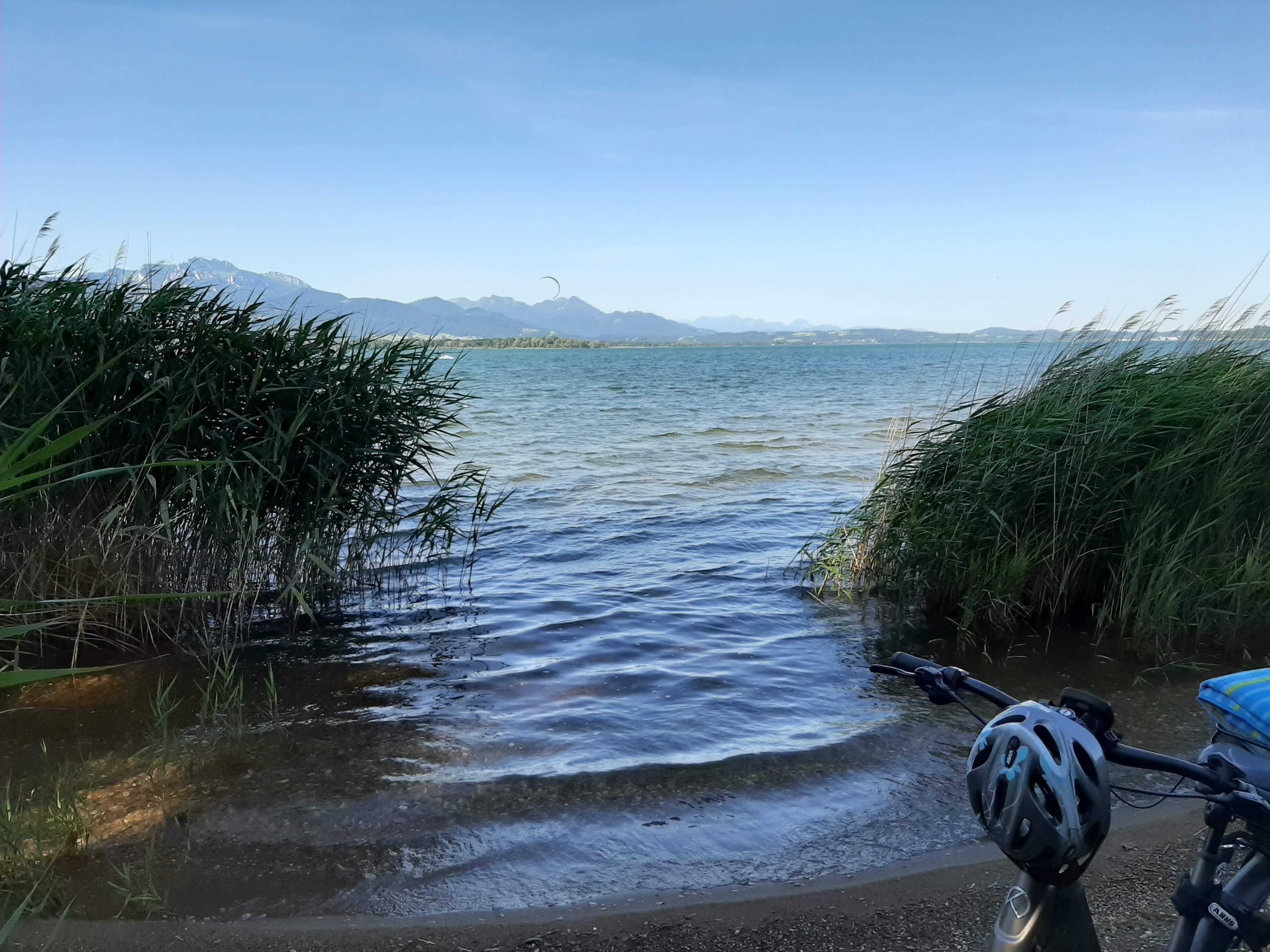 An der Feldwieser Bucht