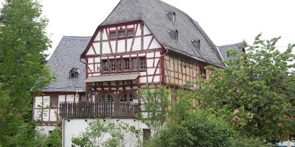 Alte Burg, Aull