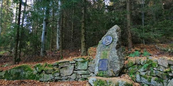 Goethe-Denkmal am Aschergraben