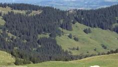 Die Alpe Obernünene.