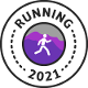 Running 2021 200 km