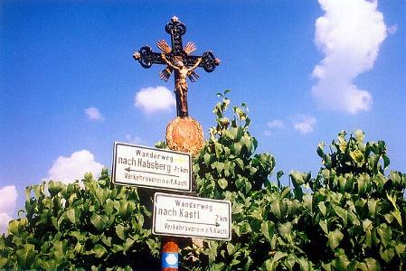 Kastl - Wegkreuz