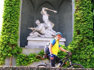Stans: Winkelried-Denkmal