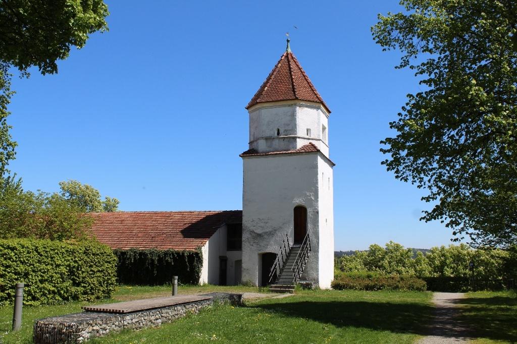 Kasselturm (Tourist Information Schongau)