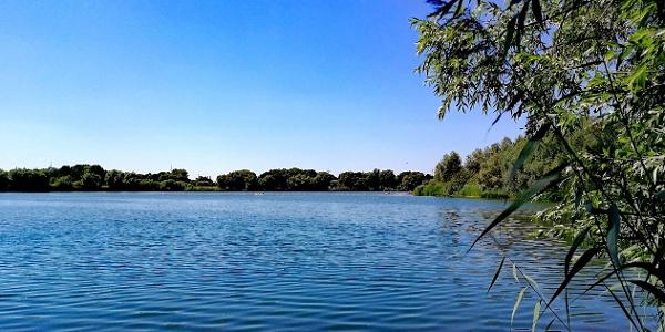 Südlicher See Porta Westfalica_1