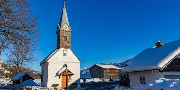Dorfkapelle Weißenbach