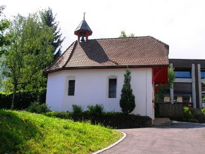 Nothelfer Kapelle in Buochs