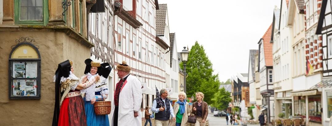 Bückeburg - Altstadt und Museum