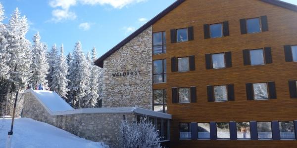 Koralpe-Alpengasthof Waldrast
