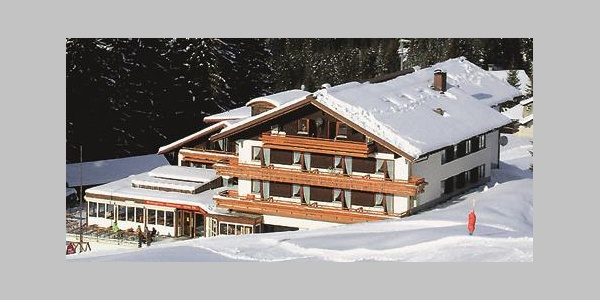 Alpenhotel Garfrescha Winter