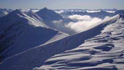 Gipfelblick vom Hochgrößen
