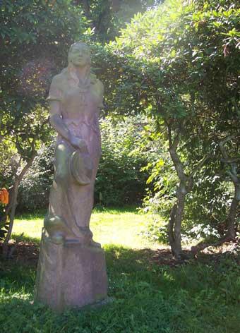 Anneke Mey Denkmal