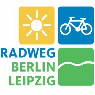 Logo Radweg Berlin-Leipzig