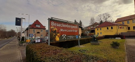 Foto Touristinformation und Besucherbergwerk Berggießhübel