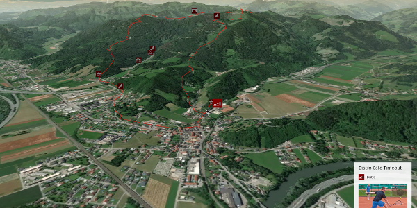 Wanderung in Obergraz: Schartnerkogelrunde