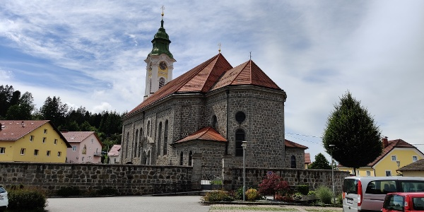 Schardenberg - Pfarrkirche