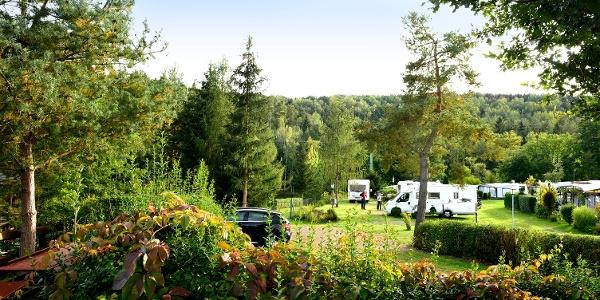 Camping Aumatalsperre