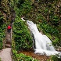 Otenhöfen-Mark-Twain-Allerheiligen-Rundweg (mit dem Sagenweg durch die Wasserfälle)