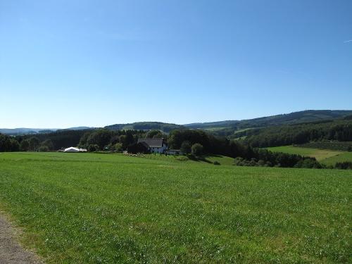 Zugangsweg Sauerland-Höhenflug: Von Attendorn-Roscheid zum Sauerland-Höhenflug