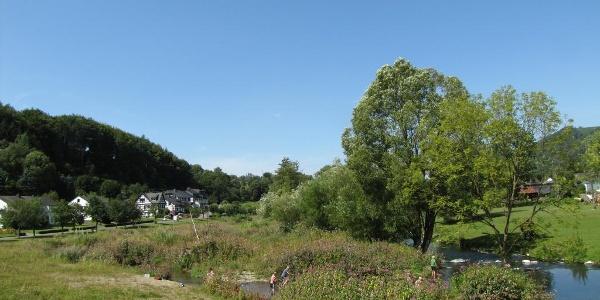 Wenne in Wenholthausen