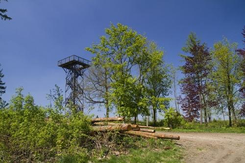 Zugangsweg Sauerland-Höhenflug: Von Neuenrade Bahnhof zum Sauerland-Höhenflug am Quitmannsturm