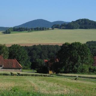 Sieberhausen, Malsburg, Gudenberg und Bärenberg