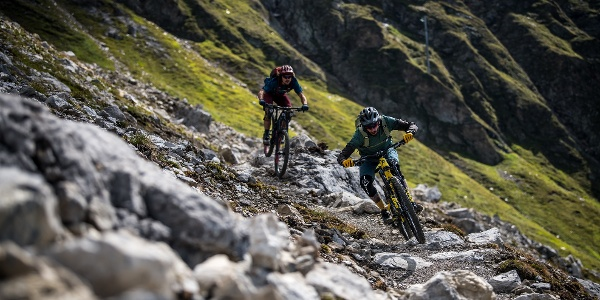 Weisshorn Trail Lenzerheide
