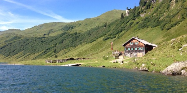Tappenkarsee Alm