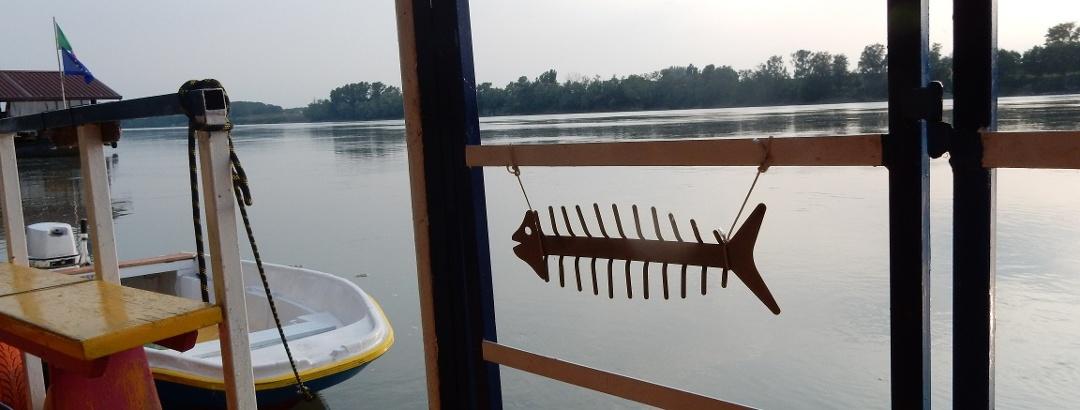 attraversamento del fiume Po