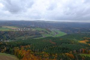 Foto Ausblick vom Lileinstein