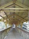 Holzbrücke über die Wertach   - © Quelle: Nesselwang Marketing GmbH