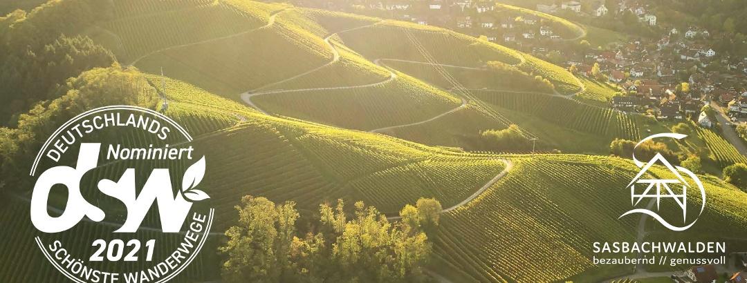Wir möchten Deutschlands schönster Wanderweg 2021 werden!