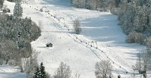 Skilift in Halblech ()