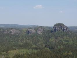 Foto Aussicht vom Winterstein