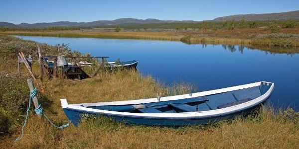 Stubben ved Revsjøen, Espedalen landskapsvernområde