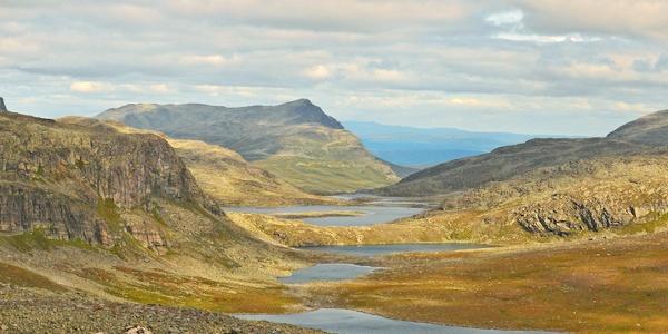 Beautiful valley views