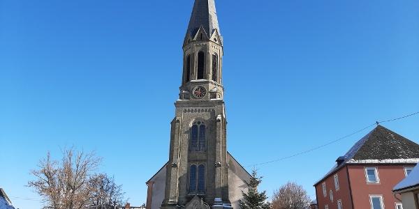 Evangelische Kirche Birkenfeld