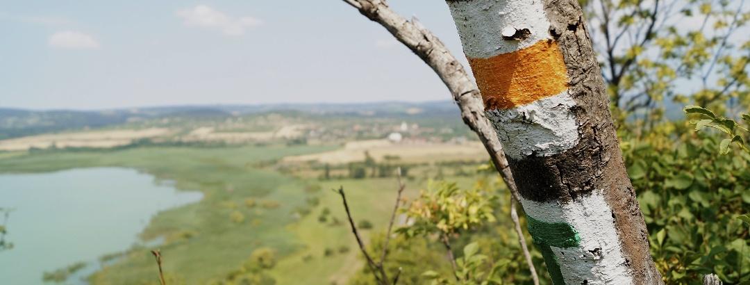 Tihanyi túraút, Balatoni-Riviéra