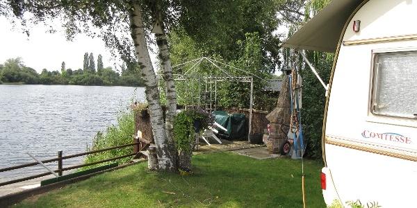 Campingplatz am Landwehrsee
