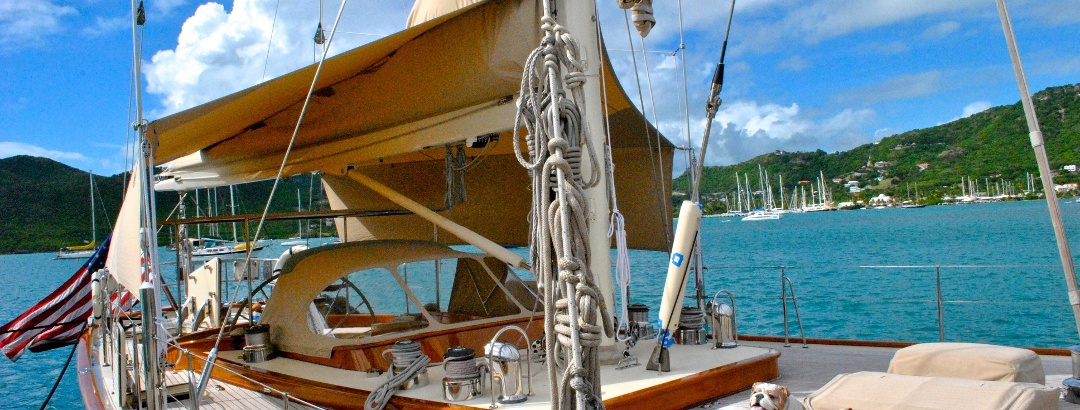 Segeln in Antigua und Barbuda