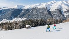Skitour: Kalksteinjöchl in St. Magdalena/Gsieser Tal