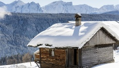 Schneeschuhtour: Lutter- und Durakopf in Taisten