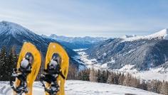 Schneeschuhtour: Hochkreuzspitze in St. Magdalena/Gsieser Tal