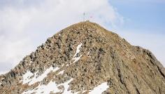 Escursione in montagna Al monte Riepenspitze (2774m)