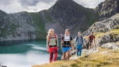 Escursione in montagna al lago Schwarzsee e al monte Hochkreuzspitze (2455m/2739m)