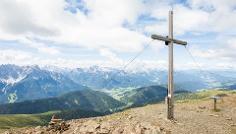 Bergtour Bonner Höhenweg und Toblacher Pfannhorn (2663m)