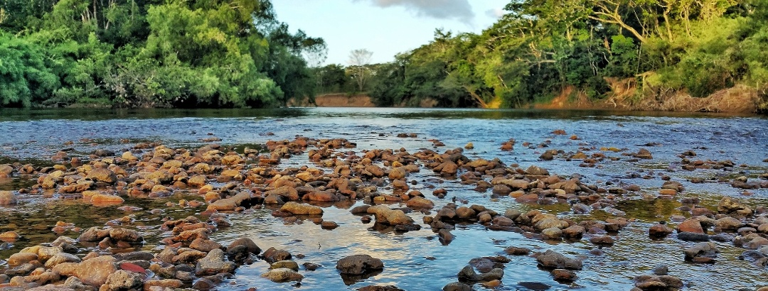 River in Belize