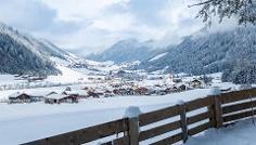Winterwanderung in St. Martin/Gsieser Tal