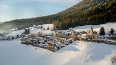 Winterwanderung in Pichl/Gsieser Tal