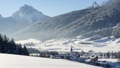Winterwandern über Ried, Lettner, Waldbrunn und Gailerhof in Welsberg